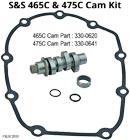 S&S 465C & 475C Cam Kit