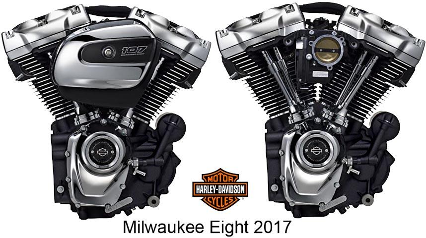 milwaukee eight 107 114 117 nouveaux moteurs harley davidson 2017 2018 christiane et michel. Black Bedroom Furniture Sets. Home Design Ideas