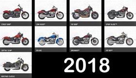 Harley-Davidson Gamme Softail 2018