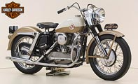 Harley-Davidson Sportster - 1957