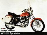 Sportster XLT 1000 - 1977
