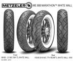 METZELER 888 Marathon Whitewall