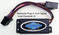 Badlands Plug-In Turn Signal Load Equalizer III