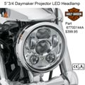 5-3/4 in. Daymaker Projector LED Headlamp