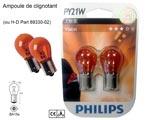 Philips Ampoule Vision PY21W Orange