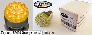 Zodiac Ampoule LEDs champignon - 167496
