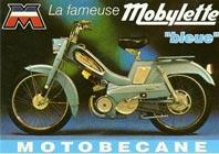 Mobylette MOTOBÉCANE AV 88