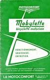 Mobylette MOTOBÉCANE AV 88 | Manuel utilisateur