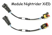 Le module NIGHTRIDER XiED