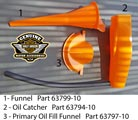 Oil Funnel - Oil Catcher