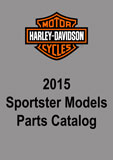 Sportster 2015 Parts Catalog