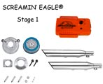 L'ensemble Screamin' Eagle® Stage 1