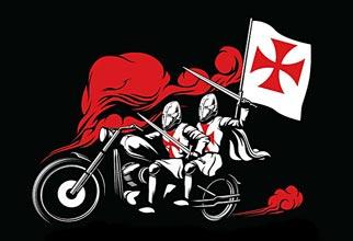 Bikers Templar