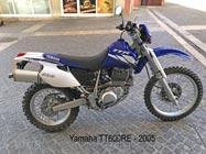 Yamaha TT 600 RE - 2005