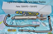 ARROW Parts 72091PD + 72610PD