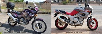 Yamaha XTZ 750 Super Ténéré 3LD - TDM 850 3VD