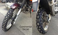 Continental TKC80