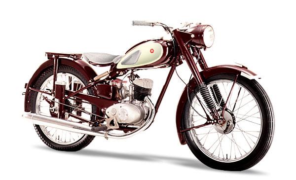 Yamaha YA-1 - 1955